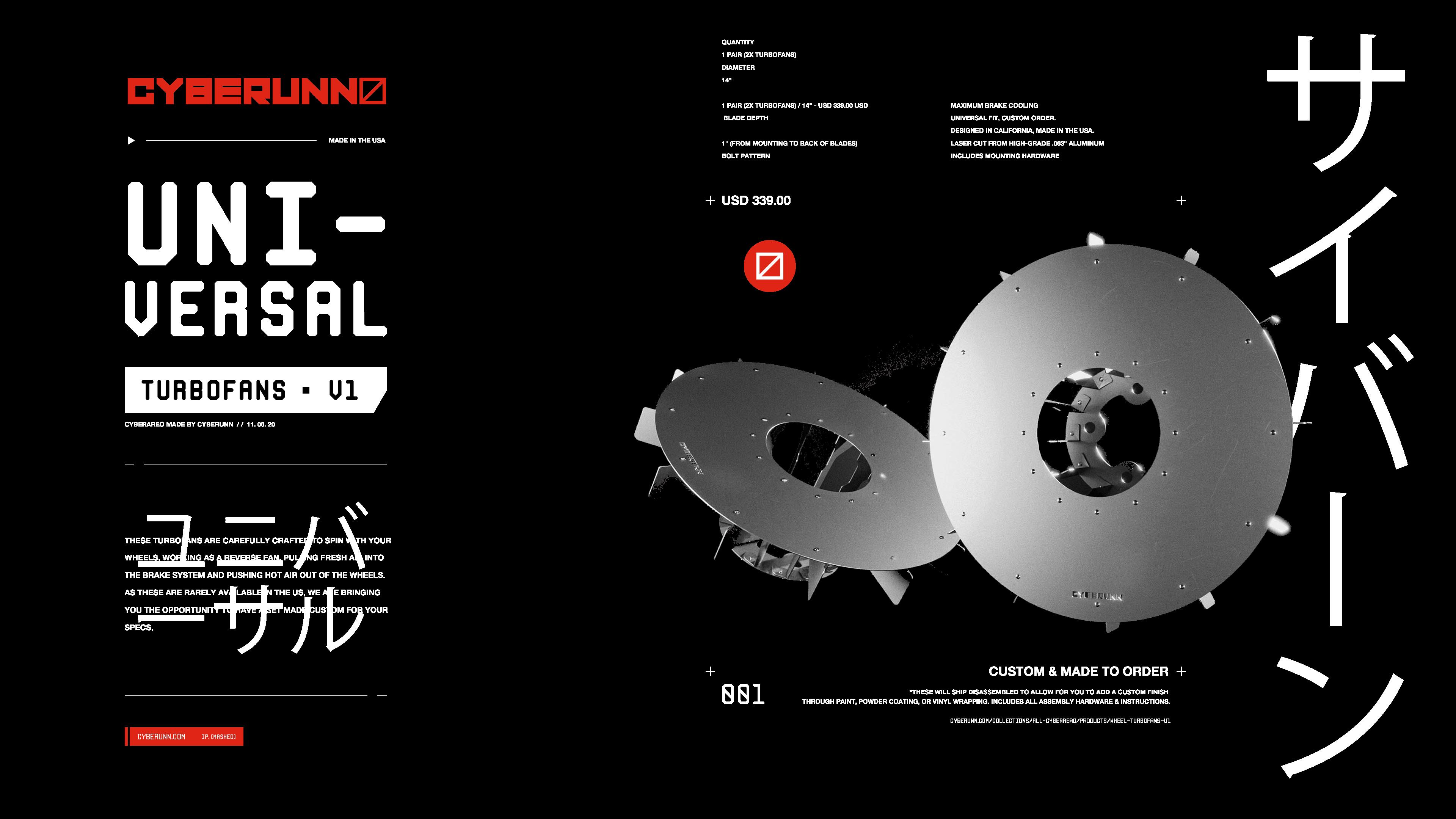Cyberunn end card